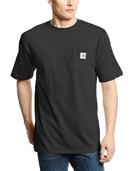Carhartt Tall Workwear Pocket Short Sleeve T Shirt