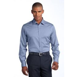 Red House ®  - Slim Fit Non-Iron Pinpoint Oxford. RH62