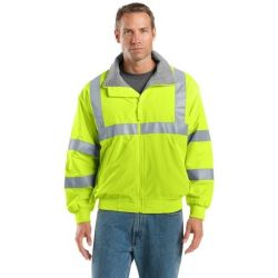 Port Authority - Enhanced Visibility Challenger Jacket with Reflective Taping.  SRJ754