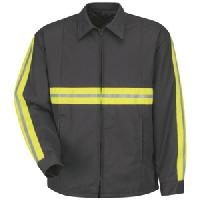 Enhanced Visibility Perma-lined Panel Jacket - JT50EC